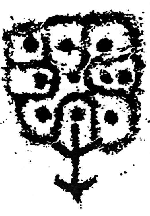 Segni e simboli dell arte rupestre riserva naturale - Simboli di immagini della francia ...